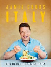 NEW Jamie Cooks Italy by Jamie Oliver (Free Shipping)