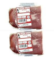 Dan'l Boone Inn Mountain Cured Country Ham Biscuit Cut 2- 3 Oz. Packs