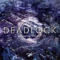 "DEADLOCK ""BIZARRO WORLD (DIGIPACK)"" CD NEW"
