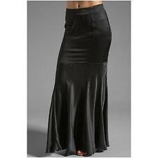 Silk Skirt Patterson J. Kincaid Man Repeller Mermaid Full Length Maxi S NWT $258