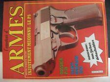** L'amateur d'armes n°24 Walther P 5 / P 38 / Saint Germain en Laye 1983