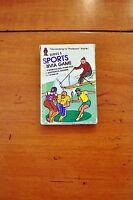 SPORTS POCKET TRIVIA GAME ~ SERIES 5 ~ ACCORDING TO PROFESSOR HOYLE ~ 1984