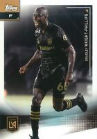 Bradley Wright-Phillips 2021 Topps MLS Soccer Base Card #3 LAFC Los Angeles FC