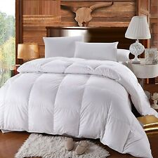 Luxury Goose Feather & Down Duvet Quilt Bedding All Sizes Extra Warm 13.5 Tog