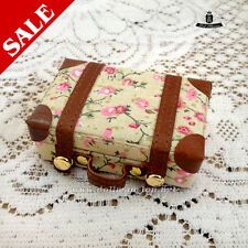1/4 1/6 BJD Suitcase Dollfie DIM flower Bag Box Luts DOD AOD MID DZ Blythe Doll