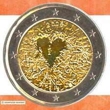 Sondermünzen Finnland: 2 Euro Münze 2008 Menschenrechte Sondermünze Gedenkmünze