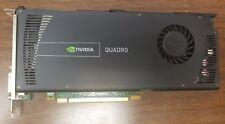 NVIDIA Quadro 4000  2GB PCIe Graphics Card