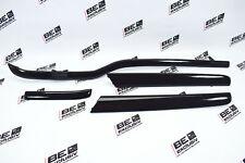 VW Sharan 7N Dekorleisten SET Zierleisten interior strips schwarz 7N1858336B
