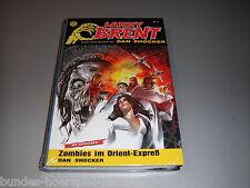 CD Larry Brent 2 - Zombies im Orient-Expreß - Roman-Design - limitiert auf 50 St