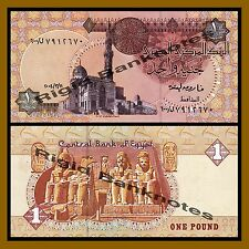 Egypt 1 Pound, 2004 P-50 Replacement (600) Unc