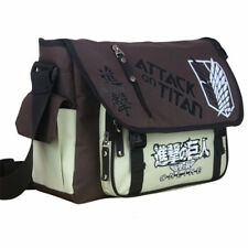 Anime Attack On Titan Backpack Messenger Shoulder Waterproof School Satchel Bags