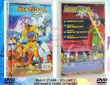 DVD CARTOON FANTASY WESTERN ANNI 80-BRAVESTARR 1 gijoe,mask,tex hex,toy,sceriffi