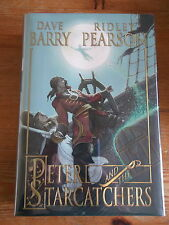 Peter and the Starcatchers - Dave Barry & Ridley Pearson Signed 1st/1st Hardback