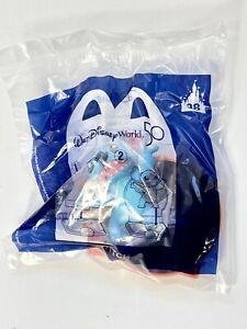 2021 McDonald's WALT DISNEY WORLD 50th Anniversary Happy Meal Stitch Toy #38 NEW