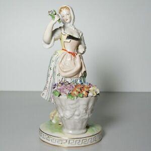 anmutige Blumenverkäuferin - Dresden - wunderschön