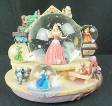 Disney Sleeping Beauty Snowglobe with Fairies Mini Snowglobes
