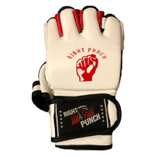 Leather – MMA Glove | Right Punch