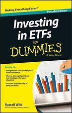 Investing in Etfs for Dummies (Paperback or Softback)