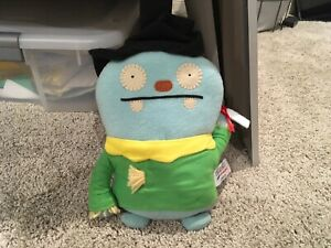Uglydolls Wizard of Oz Collection Scarecrow Jeero BOWLESS 12 Inch
