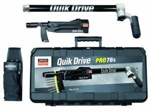 SIMPSON QUICK DRIVE QDPRO76SKE Quik Drive Vorstatz für Holzschrauben 32 - 76 mm