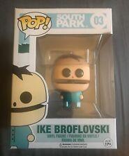 Funko Pop South Park Ike Broflovski #03 cartman stan kyle kenny