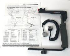 Saunders Stroboframe QuickFlip for 35mm SLR Professional Flash Bracket 310-635