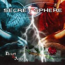 Secret Sphere-Heart & Anger CD #23490