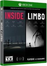 Interior/Limbo: Doble Pack Xbox One [Nueva]