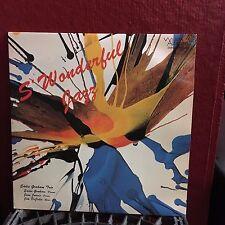 EDDIE GRAHAM TRIO S'Wonderful Jazz WILSON AUDIOPHILE Rare! EX+