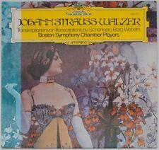Johann Strauss, Transkriptionen von: Schönberg-Berg-Webern [DGG 2530 977]