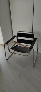 Wassily Chair Sessel Lounge Chair Marcel Breuer Replik Bauhaus Klassiker