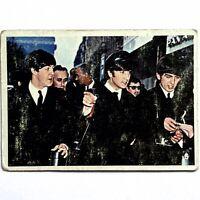 1964 Beatles Diary Cards #38A Paul, John & George TOPPS TCG Ringo Speaking