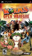 Worms: Open Warfare (2006) Brand New Factory Sealed USA Sony PSP Portable Game