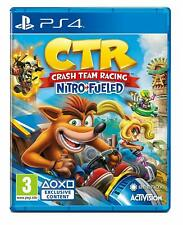 Crash Team Racing: Nitro-Fueled -- Standard Edition PS4 No Reserve