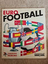COMPLETE PANINI EURO 1977 FOOTBALL Official Sticker Collection Album