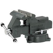 Craftsman 6 Inch Bench Vise Shop Equipment Mechanics Tool...