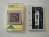 BACHMAN-TURNER OVERDRIVE YOU AIN'T SEEN NOTHING YET CASSETTE TAPE MERCURY 1983
