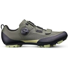 Fizik X5 Terra - Military Green / Tangy Green (More Sizes Available)