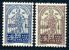 PORTUGAL 1931 563-564 ** POSTFRISCH SPITZENWERTE 400€(Z3173