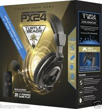 New Turtle Beach Ear Force PX24 Over the-Ear Gaming Headset for PS4 Xbox One PC