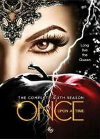 Once Upon A Time: The Complete Sixth Season DVD 2017 BRAND NEW FAST SHIPPING