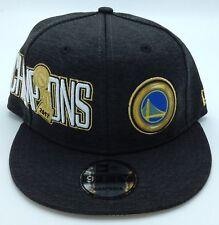 buy popular 05102 39faa NBA Golden State Warriors New Era Adult 2017 Finals Champs 9Fifty Snap Back  Cap