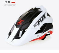 MTB Bike Helmet Mountain Bicycle Cycling Detachable Visor with Free Helmet Cover