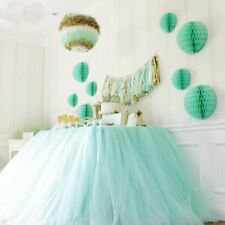 Tulle Wedding Decoration Tutu Craft Party Bridal Favor Fabric Spool 54 Roll Bolt