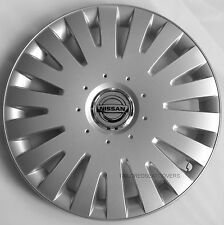 13'' Wheel trims Hub Cups for Nissan Micra  4x13'' - silver