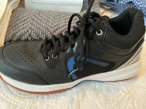 Head Racquetball Shoes Black Size 10