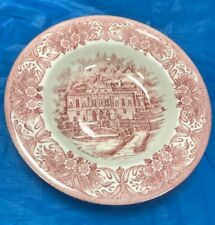 """""""LINDERHOF"""" PINK SOUP BOWL BY ENGLISH IRON STONE TABLEWARE (EIT) """"SALE"""""""