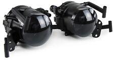 Nebelscheinwerfer schwarz smoke für BMW 5er E60 E61 03-10 mit M Paket Stoßstange