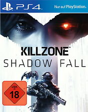 Killzone: Shadow Fall (Sony PlayStation 4, 2013, DVD-Box)