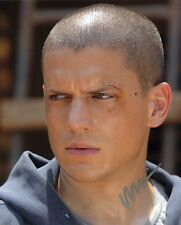 WENTWORTH MILLER SIGNED AUTOGRAPHED COLOR PHOTO PRISON BREAK